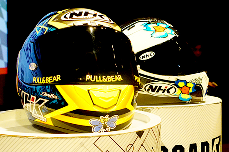 NEW PRODUCT ARTICLE HELM NHK