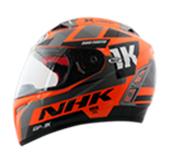 e7108426 RACING. NHK racing helmet ...
